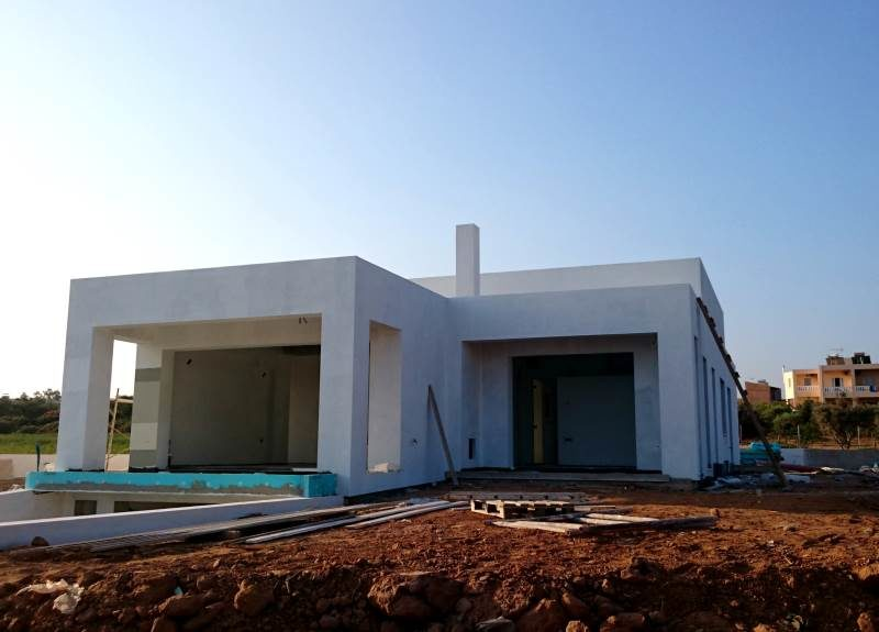 In Progress | Cretacon Green Energy | Creta Construction Company