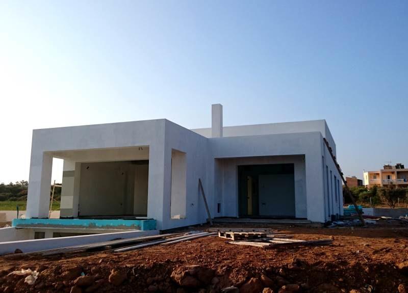 In Progress   Cretacon Green Energy   Creta Construction Company