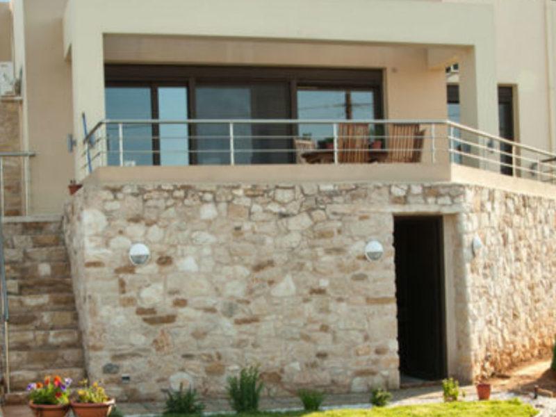 Первый этаж резиденции в Полемархи
