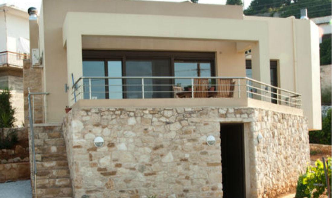 Ergeschosswohnsitz in Polemarchi