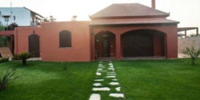 Mexican Hacienda Style