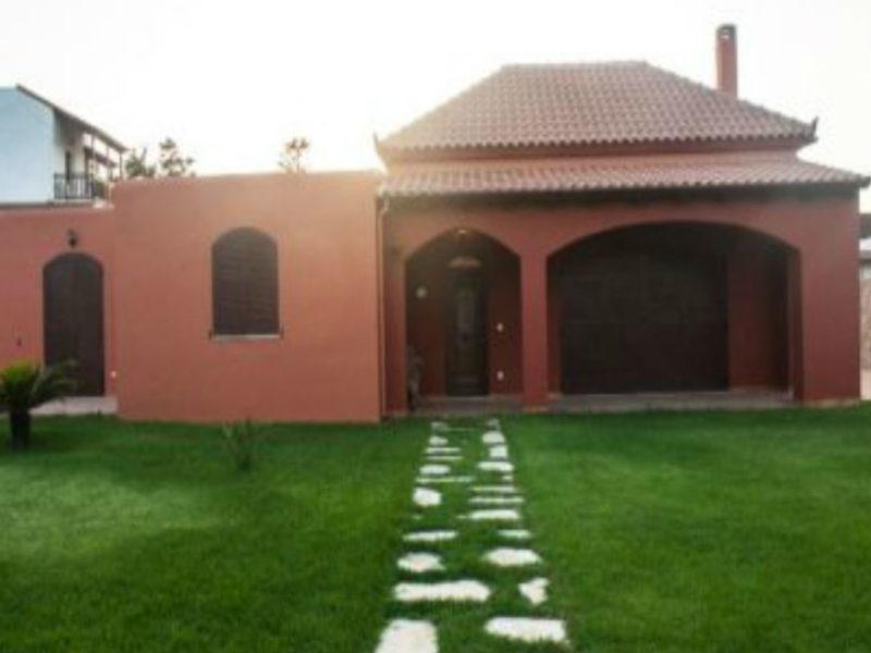 Резидеция-фазенда в Мексиканском стиле