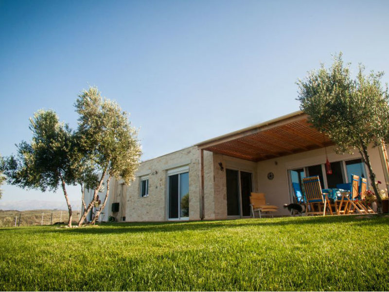 Single Storey Residence In Polemarchi