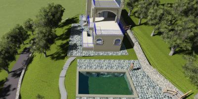 Διώροφη Κατοικία Στην Κίσσαμο Χανίων
